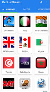tv apk genius apk app free live tv on all android tutorial iptv