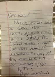 this is the best love note ever swear words and all