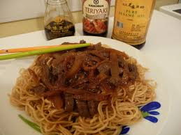 cuisine chinoise boeuf aux oignons boeuf à l oignon cuisine asiatique au wok le lili971recette