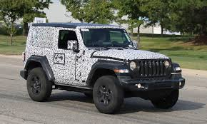 jeep motor 2018 jeep wrangler to offer optional 368 hp 4 cylinder engine