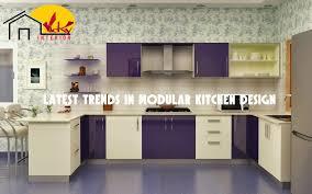 designs of modular kitchen latest trends in modular kitchen design