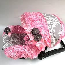 Pink Car Seat Canopy by Fitnesshahababy Baby Car Seat Cover Best Infant Carseat