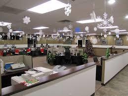 Interior Office Christmas Decorations  Michelle Dockery  Modern