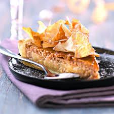 comment cuisiner des marrons recette tarte aux poires et à la crème de marrons
