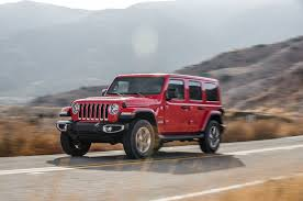 2018 jeep wrangler jl 2 door spied zf 8 speed auto and other 2018 jeep wrangler unlimited sahara first test duality motor trend