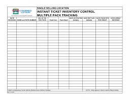 Petty Cash Spreadsheet Inventory Control List