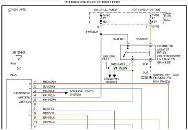 Wiring Diagram For 2000 Honda Civic Ex Alarm Wiring Diagram 99 Accord Wiring Diagram And Hernes
