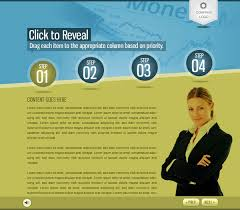 elearning template financial industry by magic johnson via