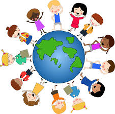 children around the world stock illustration illustration of around