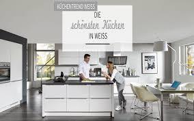 weiße küche wandfarbe weiße küchen küchentrends in weiß küche co