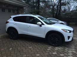 mazda sporty cars mazda cx 5 grand touring with black plasti dip rims cars i like
