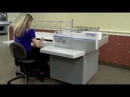 Desk 51 The Opex Model 72 Mail Extraction Desk With Milling Cutter Youtube