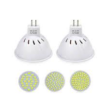 220v mr16 gu5 3 led lamp 2835 5730 smd 27led 60led 80led led