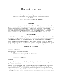 Wat Is A Resume A Good Objective For A Resume Berathen Com