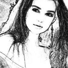 pencil sketch photo editor paint beautiful retro picture s like