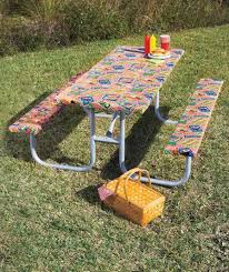 Cover For Patio Table And Chairs 25 Unique Picnic Table Covers Ideas On Pinterest Camping Table