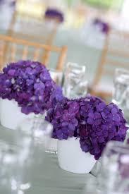 Purple Wedding Centerpieces Wedding Decoration Fair Design Ideas Using Cylinder Glass Flower