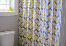 gray and yellow bathroom ideas curtains beautiful beautiful yellow and grey bathroom ideas my