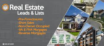 real estate leads u0026 lists data list leader