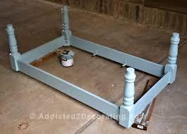 Kreg Jig Table Top My Experience Staining Wood With Tea Steel Wool And Vinegar