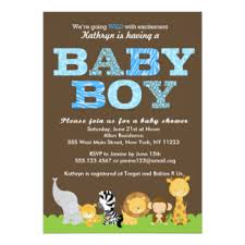 baby boy shower invitations safari baby shower invitations 1000 safari baby shower