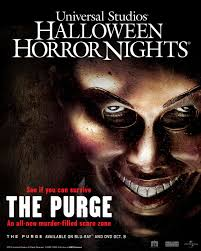 studios announces two new halloween scare zones the purge u0026 curse