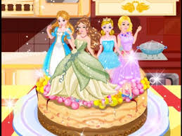 cake maker princess cake maker baking princess cake maker kids