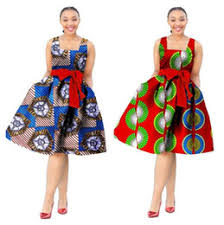 collection of african print dresses best fashion trends and models