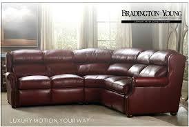 Leather Sectional Sofa Clearance Bradington Leather Sofa Clearance Sectional Sofas Sofa For