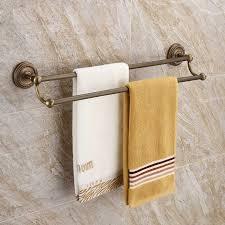 aliexpress com buy european antique ceramic brass shelf towel
