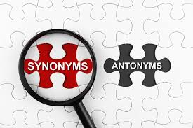 Synonyms Of Opulent Synonyms And Antonyms In English Language Lesson 1