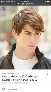 teen boy haircuts 2015 image result for teenage boys haircuts 2015 hair pinterest