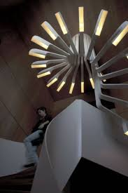 design house lighting reviews futuristic lighting for a staircase by pslab home reviews