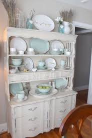 Hutch China China Hutch Love Color Fill With Other Items Besides Dishes