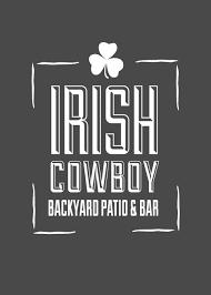 irish cowboy backyard patio u0026 bar