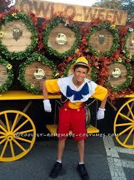 Pinocchio Halloween Costume Cool Diy Pinocchio Costume Boy Pinocchio