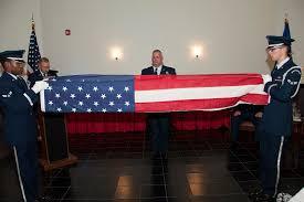 Flag Folding Ceremony Smsgt Paul Jarisch Retires U003e 307th Bomb Wing U003e Article Display