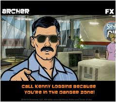 Archer Danger Zone Meme - the soundtrack to my workouts runnah girl