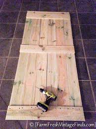 Build Closet Door How To Build And Hang A Barn Door Cheaply Hometalk