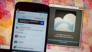 carbon way google should be doing backup on android android