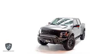 Ford Raptor Modified - ford svt raptor matte satin wrap and custom graphics at