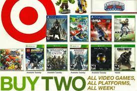 target xbox 360 black friday report target best buy kick off big video game sales nov 9
