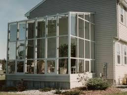 solarium sunroom residential eave solarium