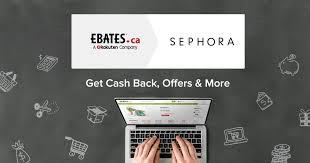 si e social sephora sephora coupons promo codes and 4 back ebates ca