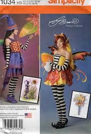 1032 Holiday Halloween Costumes Images Sewing