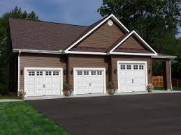 3 car garage with loft 3 car garage plans three car garage designs the garage plan shop