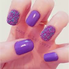 24 ingenious purple nail ideas for 2014 pretty designs