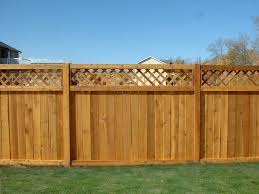 Home Depot Front Yard Design by Fencing Home Depot Treated Wood Lattice Top Fence Panel Cedar