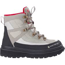 womens boots rubber sole redington willow river wading boot sticky rubber s