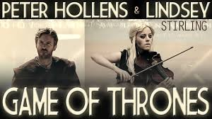 Game Of Thrones Game Of Thrones Lindsey Stirling U0026 Peter Hollens Cover Youtube